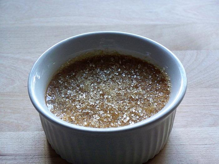 La Kocinera: Coffee-Caramel Crème Brûlée