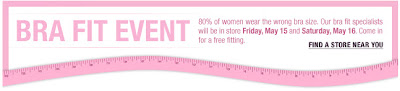 Click to view this May 13, 2009 Lane Bryant email full-sized