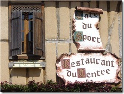 Restaurant du Centre Bassoues