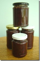 Sloe and Quince Chutney