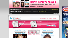 Hair Mixer