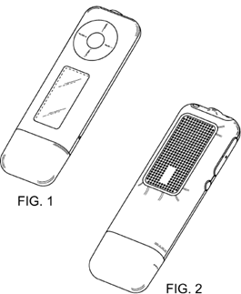 New Creative Patent suggests new MuVo T Series? ~ Creative