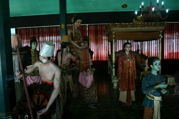 Kraton batik