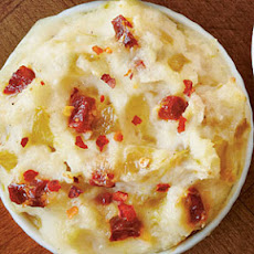 Tasty Tex-Mex Mashed Potato Bake