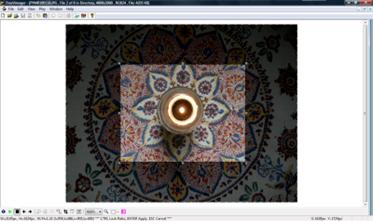 نحوه برش عکس ها با استفاده از برنامه رایگان FreeVimager