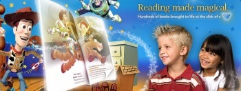 Disney Digital Books کتاب های دیجیتال دیزنی