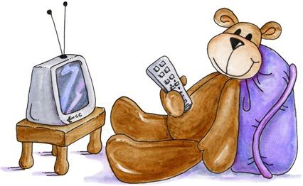 TV Bear