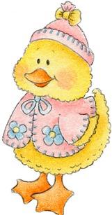 Baby Duck01