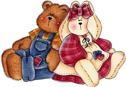Bear and Rabbit-771932