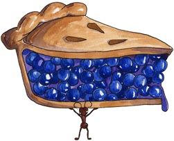 imagem decoupage clipart Ant n Pie