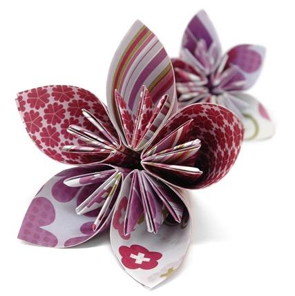 flor de origami 1