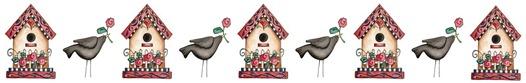 BDR Bird and House
