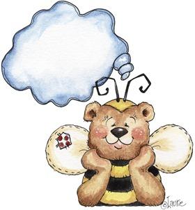 Bumble Bear Thinking