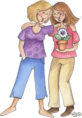imagens decoupage clipart amizade 1 (20)