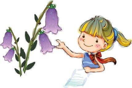clipart imagem figura decoupage crianças (8)