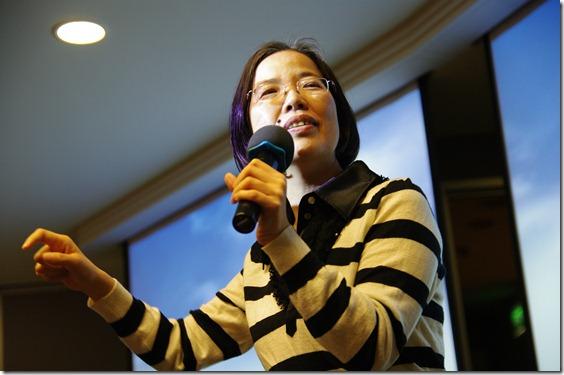 100年 非營利組織 資訊科技運用座談會 - 台北場 (30)