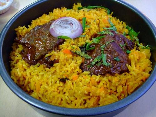 Nasi Briyani berasal dari Bangladesh, kalau ingin masak nasi dari