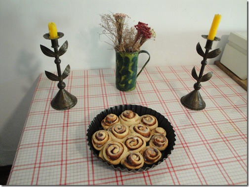 Dia das Mães e Pão da pousada 015