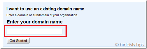 2_Setup Google Apps Email for your Domain