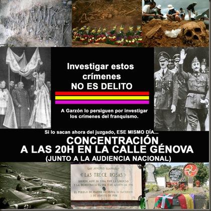 Concentracion antifranquista