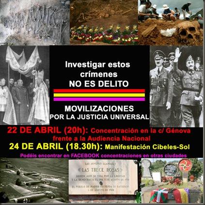 Concentracion antifranquista 22y24