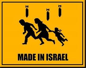 Genocidio Israelí
