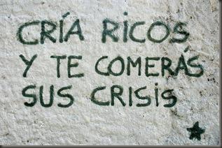 Crisis ricos