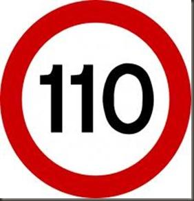 110 km