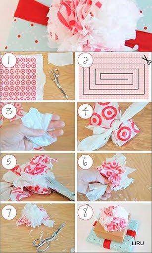 Как сделать украшение подарок