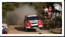WRC. Federico Villagra (Ford Munchis) finaliza 4º en el Rally de Acropolis 09 / pistoneandoafull.blogspot.com