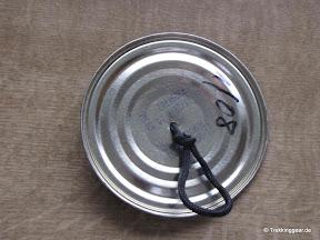 MYOG – Deckel für die Snow Peak Titanium Single Cup 600