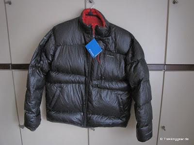 Columbia Sportswear Alpino II Reversible Down Jacket – sehr leichte Daunenjacke mit 700er Cuin