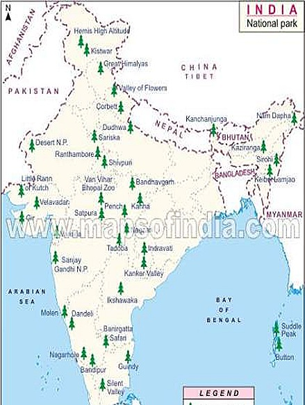 national-parks-india