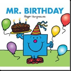 Mr. Men Birthday