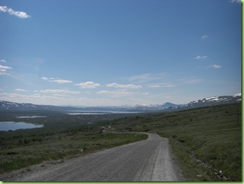 Veien hjem fra Skåbu, juni 09 008