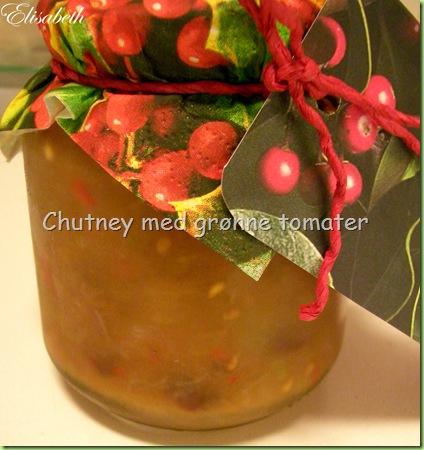 Chutney og tomater 006