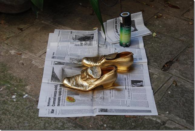papuci de carnaval
