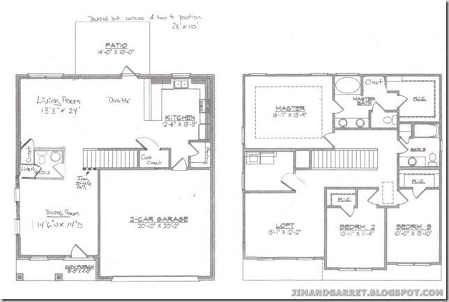 2162 Floor Plan - Revised 2 - Side view