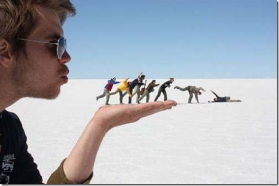 forced perspective pictures 13