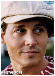 Johnny Depp h