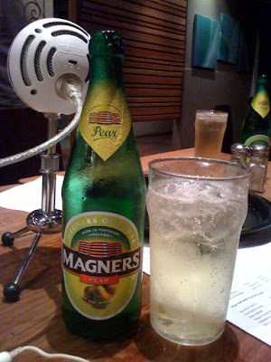 Magners Pear!