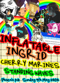 Inflatable Ingrid Poster