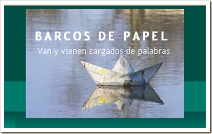 barco papel