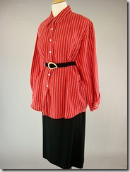 Liz Claiborne Red Shirt 2