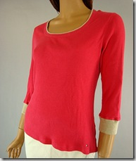 Tommy Hilfiger Pink Top 2