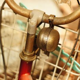 bells by Ugin Son Priyadi - Transportation Bicycles