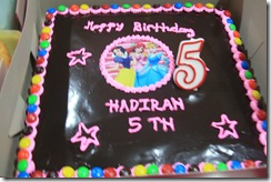 Happy Birthday Hadirah 29.10.2010 012