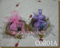 Coklat dan hiasan 9.4.2011 011