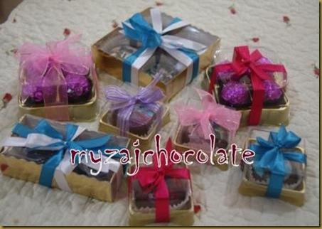 Coklat dan hiasan 9.4.2011 027