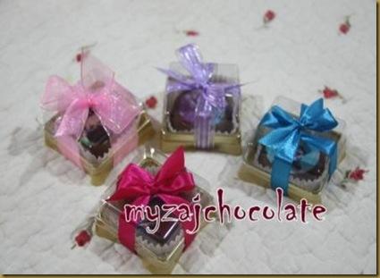 Coklat dan hiasan 9.4.2011 008